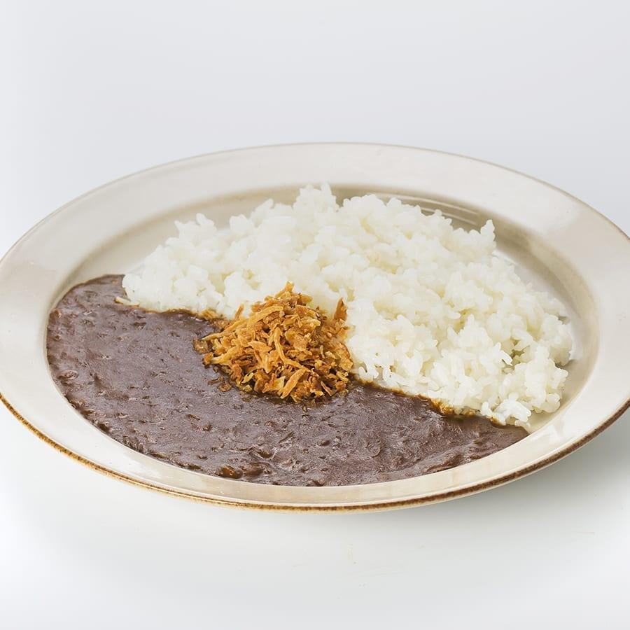 淡路島産玉ねぎのオニオンカレー(中辛)with クリスピーオニオン