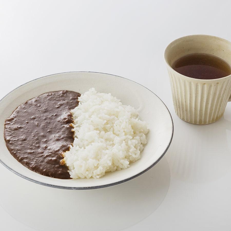 淡路島産玉ねぎのオニオンカレー(中辛)&淡路島のかほり5袋(玉ねぎスープ)