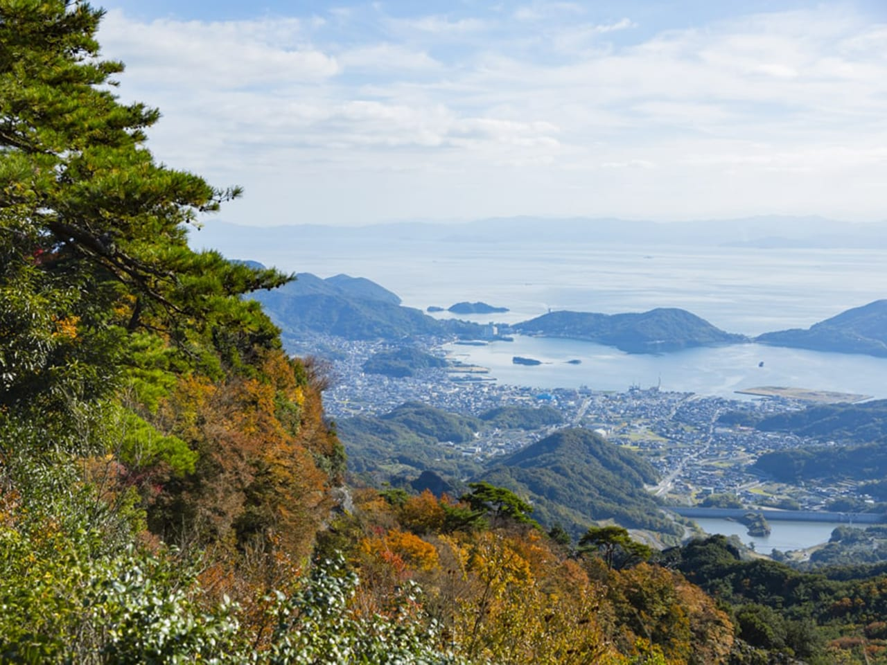 The first Gotokan appeared on Shodoshima, a popular place for foreigners at the Setouchi International Art Festival!Shimanoca Co., Ltd.