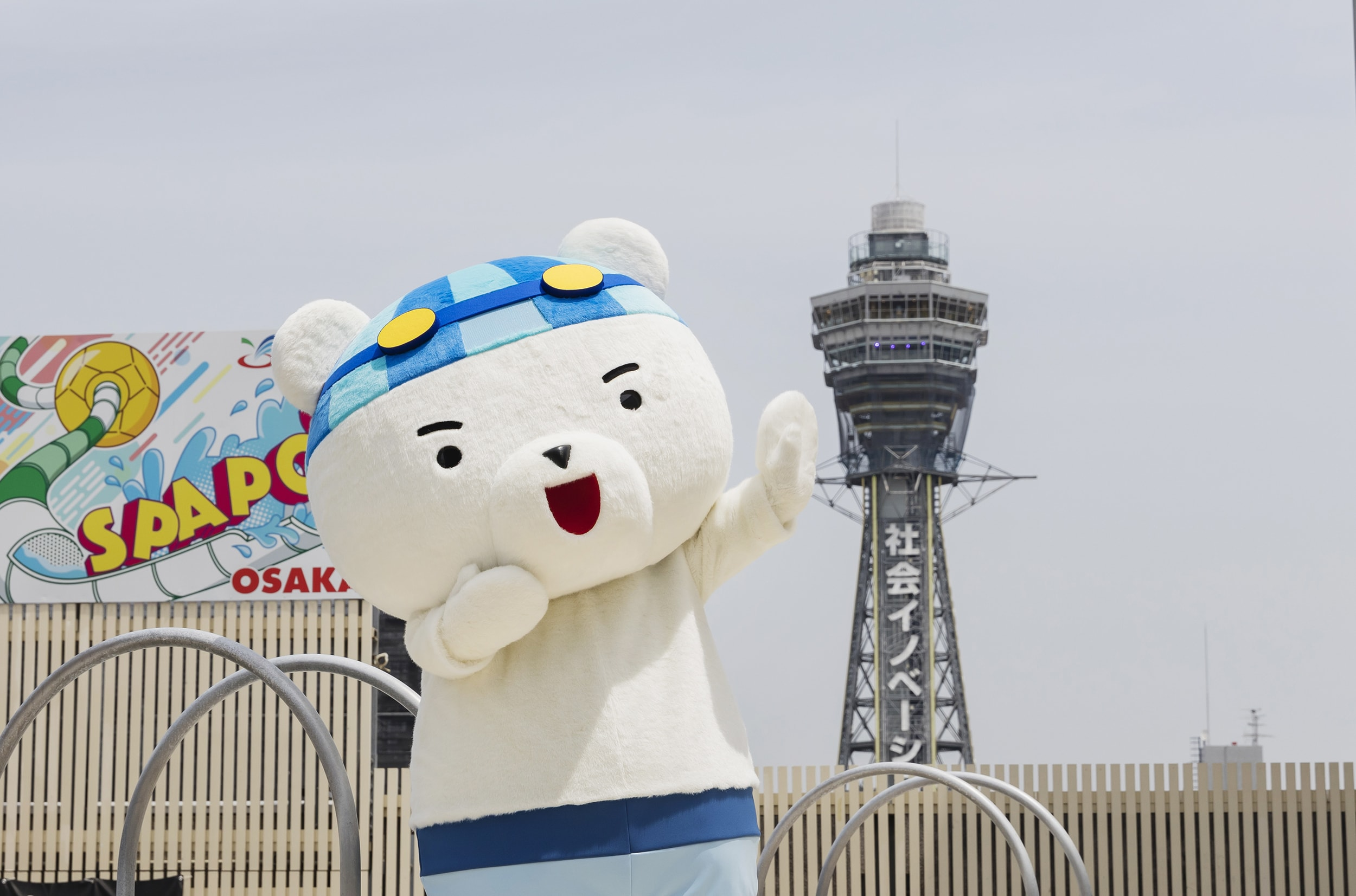 Introducing Osaka themed playing cards designed by Yasuko Sensyu, a popular, internationally-renowned illustrator from Osaka!